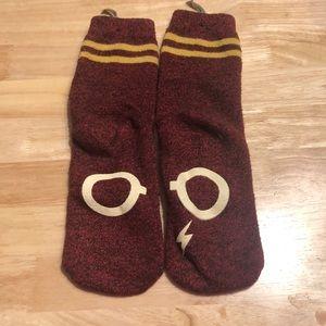 NWOT Harry Potter slipper socks